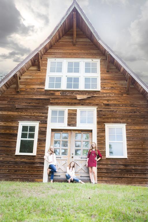 Beautiful S Sisters | Lithia, Florida | Lithia Barn | SisterSession