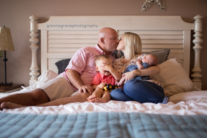 Oviedo, FL | Newborn Session | Lifestyle Session | Gianna Grace Photography