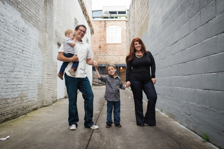 The Fabulously Fun F Family |Richmond VA Family Photographer | Midlothian | Ybor City Shoot |Gianna Grace Photography