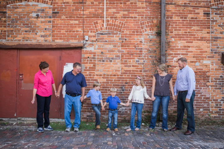 Richmond Family Photographer |The Delightful D Family | Ybor City FL | Midlothian VA | Family Fall Mini