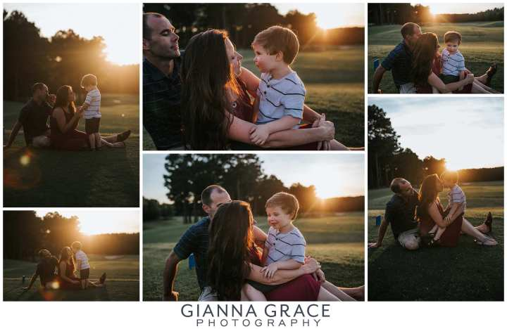Richmond-Family-Mini-Session-Photographer-Sunset-Silhouette_0006