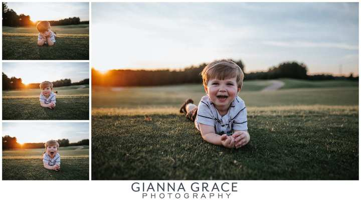 Richmond-Family-Mini-Session-Photographer-Sunset-Silhouette_0008