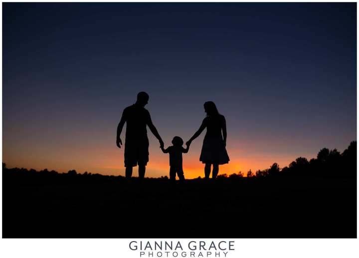 Richmond-Family-Mini-Session-Photographer-Sunset-Silhouette_0014